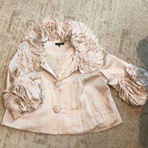 Ryu designer cropped jacket